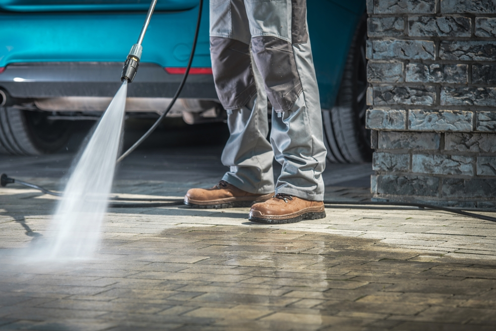 should you seal your driveway after pressure washing it