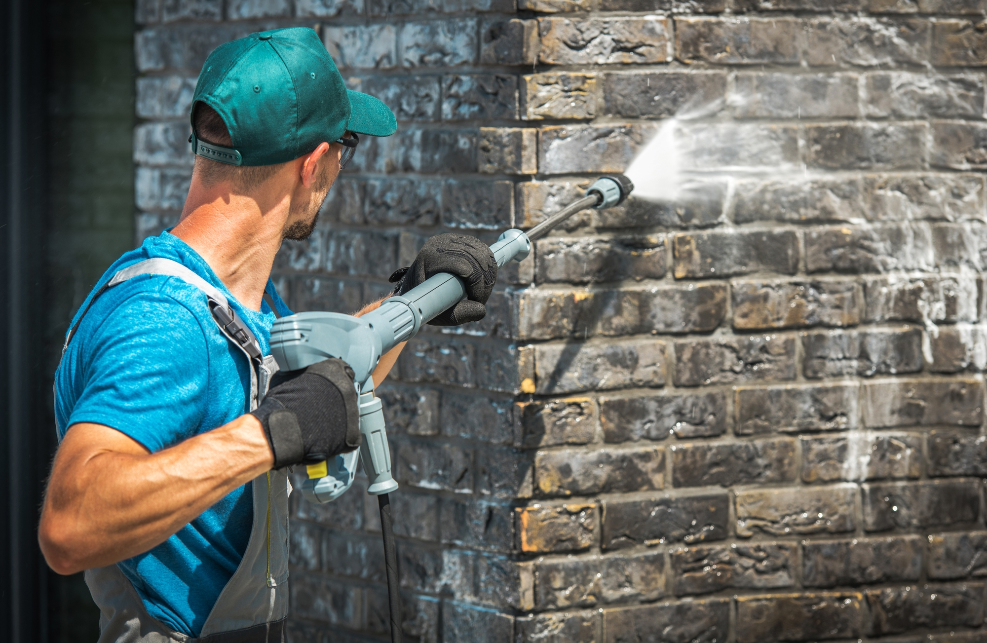 when should you pressure wash your house