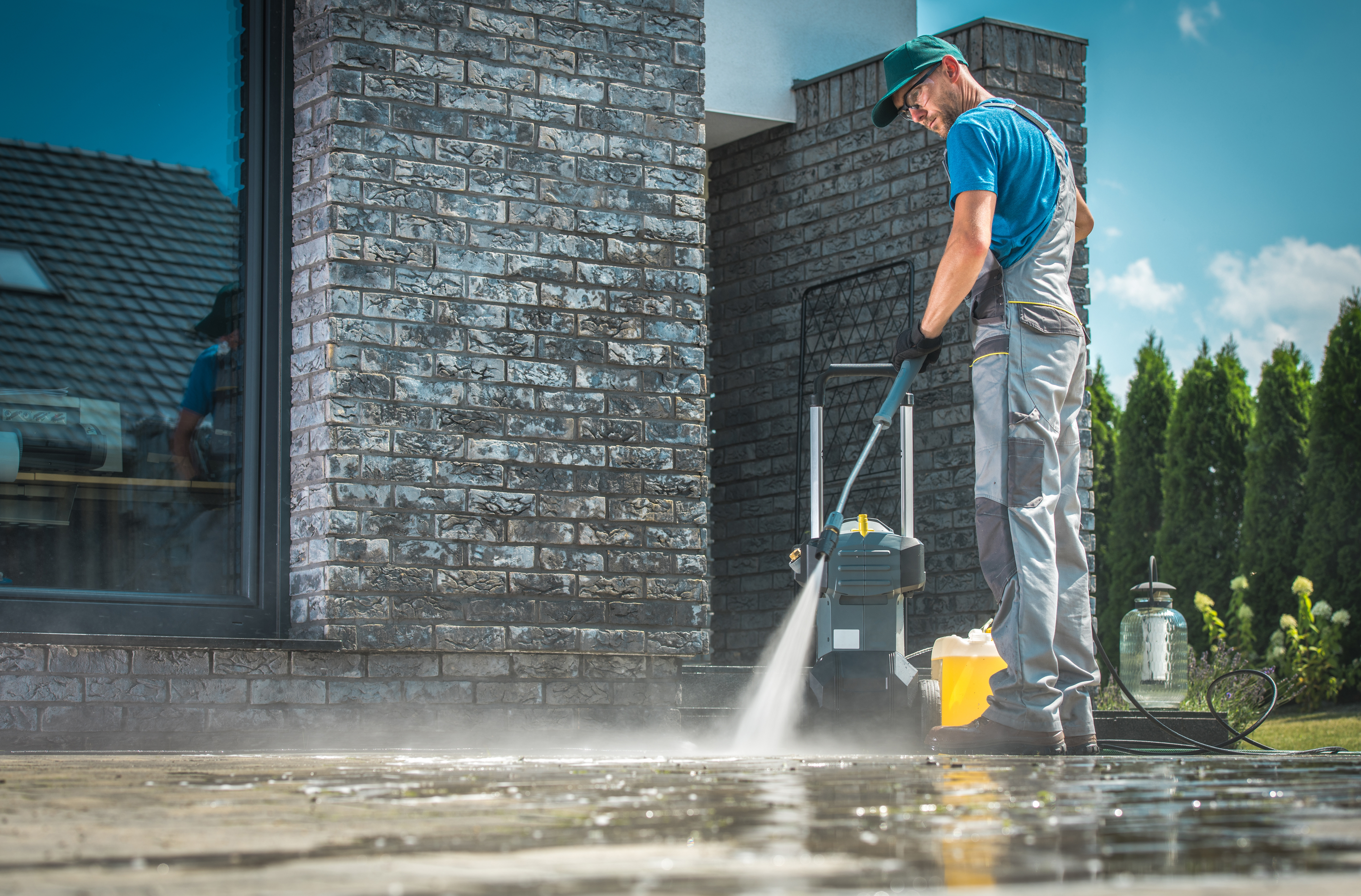 driveway cleaning columbia md