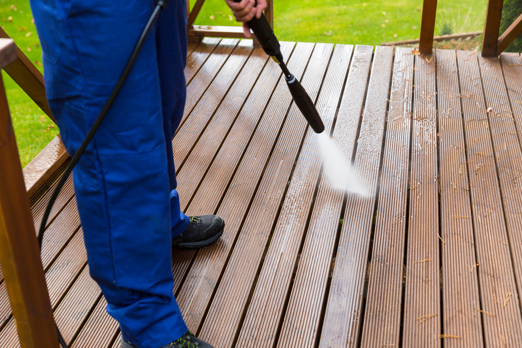 is soft wash better than pressure washing